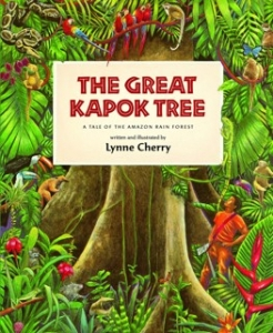 The great kapok tree cover image